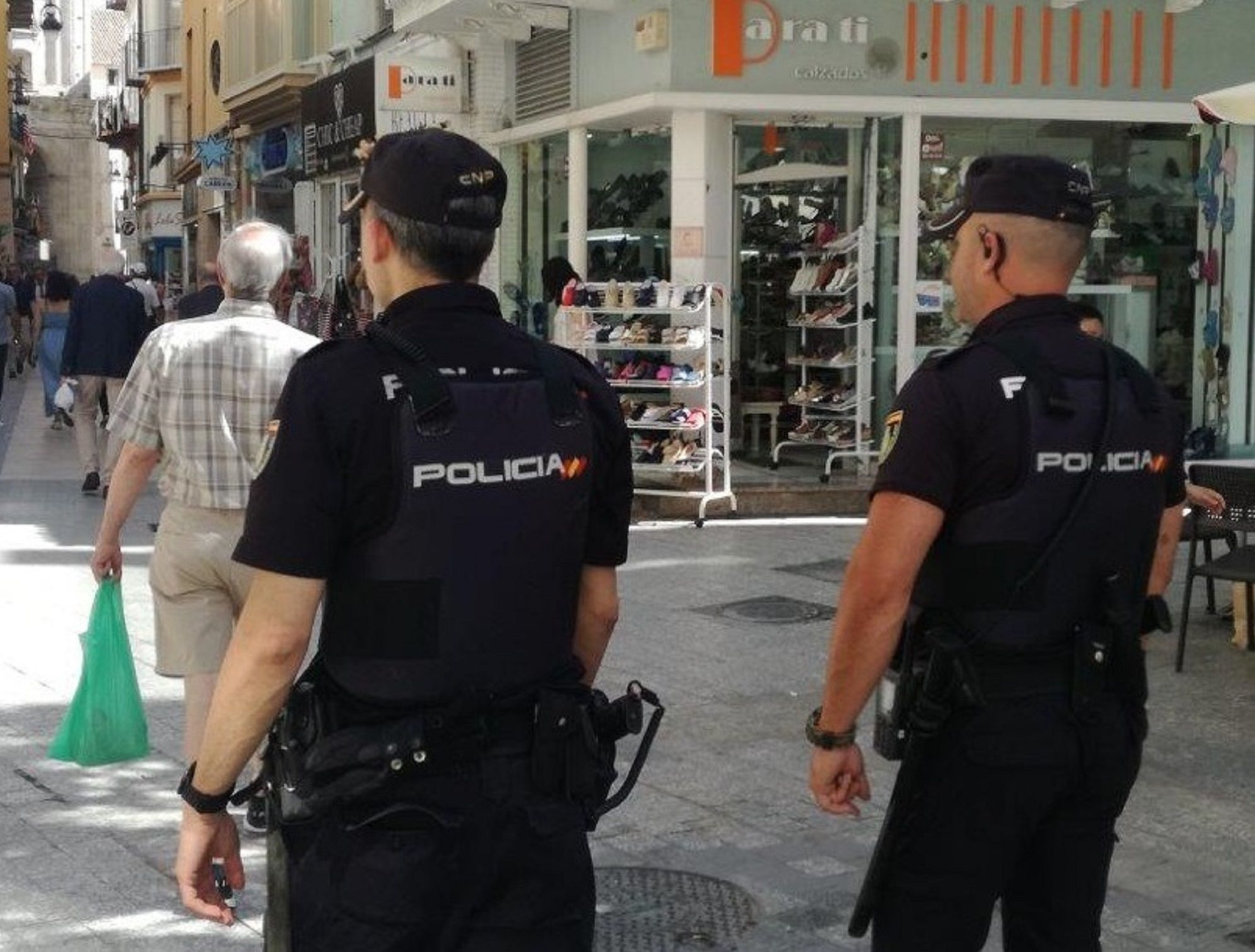 Policia Nacional Màlaga / Europa Press