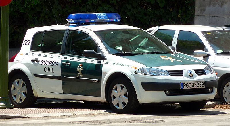 Guardia Civil / Wikipedia