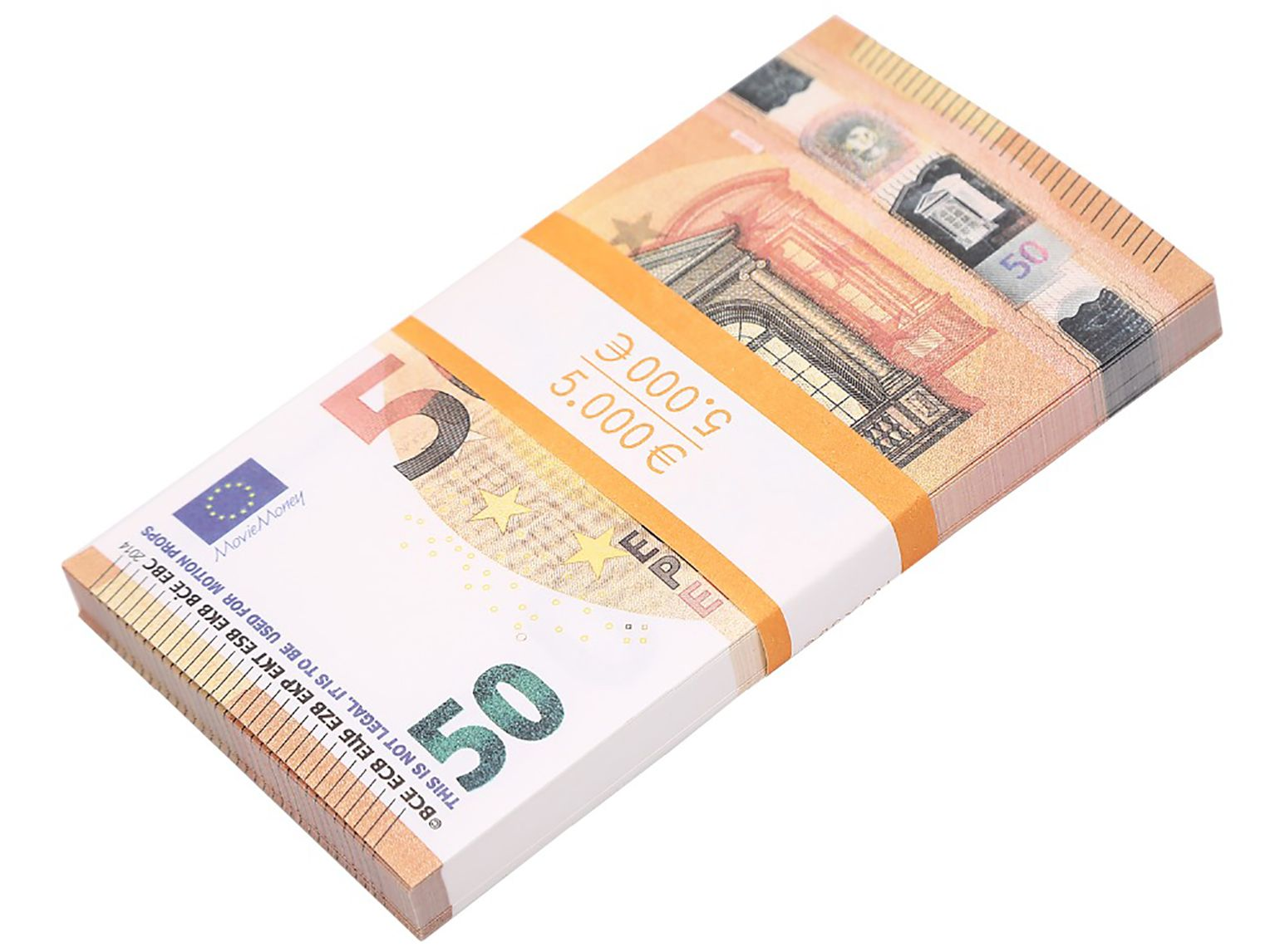 billete 50 euro play falsifico