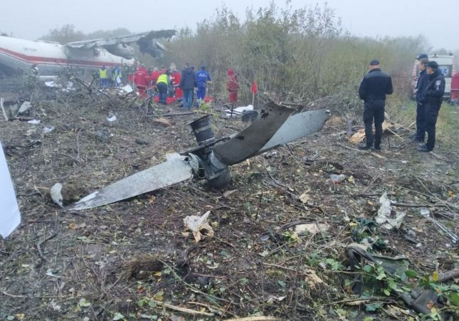 Accidente avión