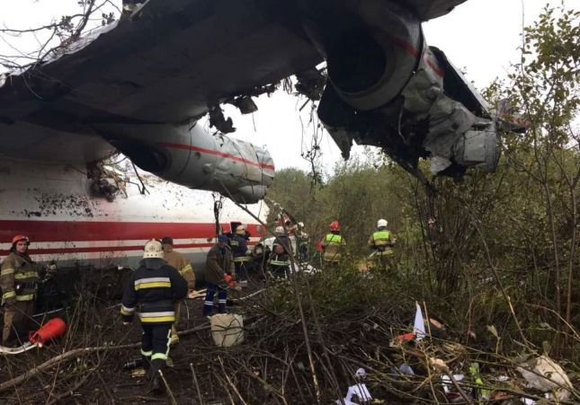 Accidente avión 3